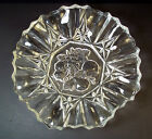 Federal Glass vintage 1940s Intaglio ruffled edge fruit bowl 7