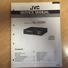 Original JVC Service Manual for XL V Z CD Players Compact Disc ~ Select One