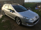 Peugeot 407 SW 20 HDI Turbo Diesel Estate Car