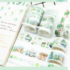 8Roll Set Washi Tape Dream Flower Paper Japanese Scrapbooking Sticker School