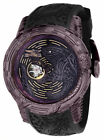 Invicta Men's S1 Rally Automatic Purple Stainless Steel/Silicone Watch 26428