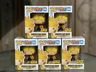 Funko POP! Animation Naruto Six Path Hot Topic Exclusive GITD Glow IN HAND MINT