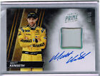 2019 Panini Prime Racing NASCAR Cards - Checklist Added 27