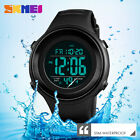 SKMEI Men Army Military Sports Watch Luxury LED Digital Water resistant Watches