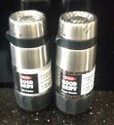OXO Salt And Pepper Grinder Stainless STEEL NEW WITH TAGS