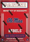 2016 Panini Univ. Of MS Ole Miss Rebels Multi-Sport Blaster Box Trading Cards