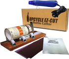 Glass Bottle Cutter Deluxe Kit Upcycle EZ Cut Beer  Wine Bottle Cutting