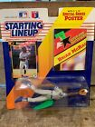 Starting Lineup BRIAN MCRAE Kansas City Royals Action Figure NEW Toy 1992
