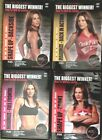 Jillian Michaels Biggest Loser WINNER Exercise Workout Videos 4 DVD Whole Body