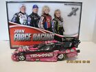 COURTNEY FORCE 2013 TRAXXAS PINK FUNNY CAR 1 24