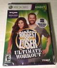 Brand New Biggest Loser Ultimate Workout Microsoft Xbox 360 Kinect Exercise