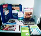 Lot Weight Watchers DELUXE MEMBER KIT PointsPlus 2012 Food scale