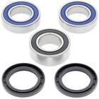 Sherco SEF-R 300 2014-2018 Rear Wheel Bearings And Seals