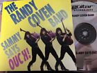 THE RANDY COVEN BAND - Sammy Says Ouch! CD 1990 Guitar Recordings Exc Cond!