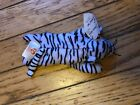 McDonald's Blitz the White Tiger Ty Teenie Beanie Baby