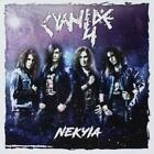 Cyanide 4 ‎– Nekyia 2017 CD  Hard Rock / Sleaze / Glam Rock BRAND NEW/SEALED!