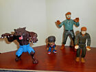 Universal Tales Crypt Monsters Wolf Man Werewolf Side Show Jack Box Burger King