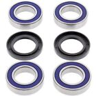 Cagiva Raptor 650 2001-2006 Rear Wheel Bearings And Seals Kit
