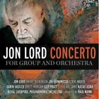 Jon Lord: Concerto for Group and Orchestra W DEEP PURPLE steve morse CD+ DVD
