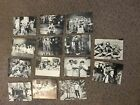 Three Stooges cards, set of 14, all different. Crabwalk. 1980.