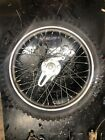 2003 Lem Lx3 50 Front Wheel Tire And Axle