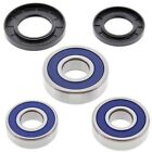 Triumph Daytona Super III 1995 Rear Wheel Bearings And Seals