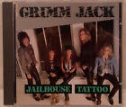 Grimm Jack Jailhouse Tattoo Hard Rock CD 1990 Factory Sealed Original Pressing