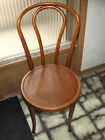 Vintage Bentwood Round Seat Cafe Chair