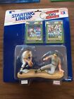 1989 Starting Lineup One on One ALAN TRAMMELL and JOSE CANSECO Factory Sealed