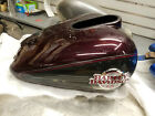 Harley Gas Tank Black Cherry Black Pearl 2005 Ultra Classic w emblems Touring