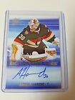 Andrew Hammond Sign of the Times 2015-16 SP Authentic