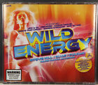 Steve Hill / Suae / Pulsar / Hard Dance Alliance ‎– Wild Energy 3xCD (Box C664)