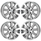 17 CHRYSLER TOWN  COUNTRY PVD CHROME WHEELS RIMS FACTORY OEM 2401 EXCHANGE