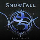 SNOWFALL Cold Silence JAPAN CD + 1 Shy Norway Heavy Metal/H From japan