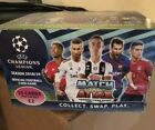 match attax 2018 19 Champions League Full Box £2 Pack 24 Packs Brand New Sealed