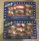 Starting Lineup SLU Team USA Basketball 1996 Edition Set One 1 and Two 2