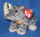 TY NAMI the RHINO BEANIE BABY - MINT with MINT TAGS - WWF EXCLUSIVE