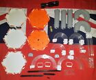 HexBug Robot Insect Job Lot Bundle Maze Straights Curves Tunnels Carry Case