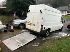 2004 Ford Transit 24 TDCI T350 135bhp LWB hi top with Tail Lift Race Transport
