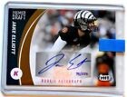 2017 Sage Autographed Football Cards - Checklist Added 11
