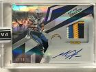 2016 Panini Super Bowl 50 Private Signings Football Cards 8