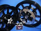 HARLEY DYNA LOW RIDER  LOW RIDER S BLACK WHEEL EXCHANGE