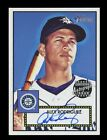2001 Topps Heritage - Alex Rodriguez - Real One Autograph - MARINERS