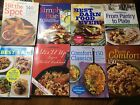 Lot of 8 WEIGHT WATCHERS Cookbooks