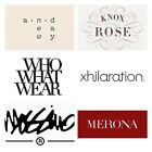 Wholesale Resale Clothing Lot Over 500 Retail ALL New With Tags Major Retailer