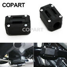 2pcs Motorcycle Engine Guard Protection Frame Pads Ground Slider 22/25/28mm