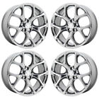 20 BUICK REGAL PVD CHROME WHEELS RIMS FACTORY OEM 4109 EXCHANGE