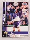 1998 UD Starting Lineup Karl Malone Utah Jazz Basketball Card