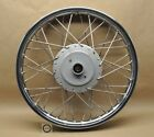 2003 Royal Enfield Bullet 500 Rear Hub Spoke Rim Wheel Assembly *AS IS*