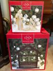 NEW in Box LENOX Nativity First Blessing Holy Family  NEW in Box Wooden Creche
